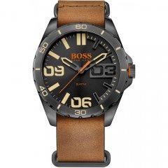 Reloj HUGO BOSS Orange 1513316 Hombre Piel Negro