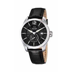 Reloj Jaguar Acamar J663/4 piel y acero hombre