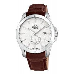 Reloj Jaguar Acamar J878/1 piel y acero hombre