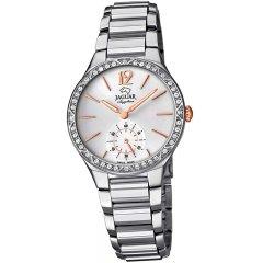 Reloj Jaguar Cosmopolitan J817/1 mujer acero