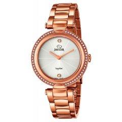 Reloj Jaguar Cosmopolitan J831/1 mujer oro rosa