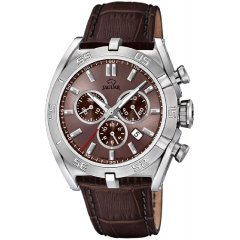 Reloj Jaguar Executive J857/6 cronógrafo piel