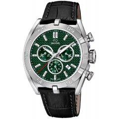 Reloj Jaguar Executive J857/7 cronógrafo piel