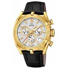 Reloj Jaguar Executive J858/1 cronógrafo piel