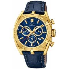 Reloj Jaguar Executive J858/2 cronógrafo piel