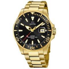 Reloj Jaguar Executive J877/3 acero hombre dorado