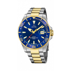 Reloj Jaguar J863/C  Hombre acero bicolor.