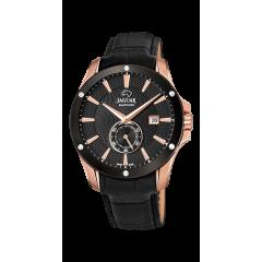Reloj Jaguar Acamar J882/1 Hombre acero y piel.