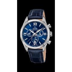 Reloj Jaguar J884/2  Hombre acero cronómetro.