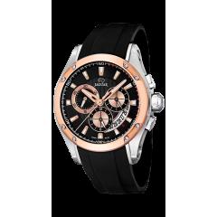 Reloj JAGUAR SPECIAL EDITION J689/1 Hombre Caucho Cronográfo