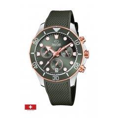 Reloj Jaguar Woman J890/3 caucho cronógrafo mujer
