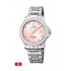 Reloj Jaguar Woman J892/2 Sapphire circonitas