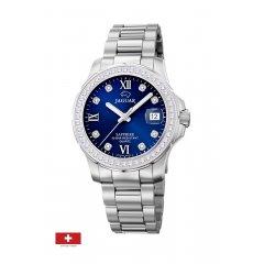 Reloj Jaguar Woman J892/3 Sapphire circonitas