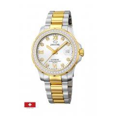 Reloj Jaguar Woman J893/1 Sapphire circonitas