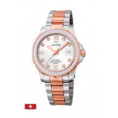Reloj Jaguar Woman J894/1 Sapphire circonitas
