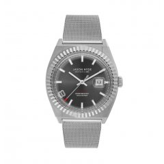 Reloj Jason Hyde Uno JH30004 unisex gris
