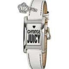 Reloj Juicy Couture 1900106 Mujer Blanco Cuarzo Analógico