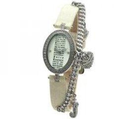 Reloj Juicy Couture 1900192 Mujer Negro Circonitas Cuarzo