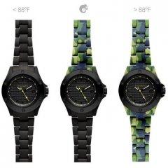 Reloj Kamawacht KWP06 Hombre Tecnología Térmica Dark-Green Camouflage