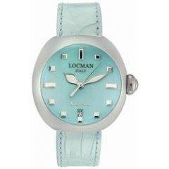 Reloj Locman 040 Mujer Azul Cuarzo Analógico