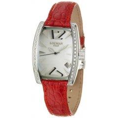 thumbnail Reloj Locman 555 Mujer Rojo Cuarzo Analógico