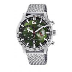 Reloj Lotus Chrono 10137/1 malla de acero hombre