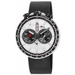 Reloj Lotus Chrono 10139/1 hombre malla de acero
