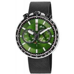 Reloj Lotus Chrono 10139/2 hombre malla de acero