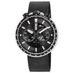 Reloj Lotus Chrono 10139/4 hombre malla de acero