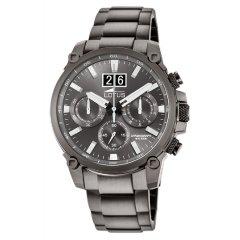 Reloj Lotus Chrono 10140/1 acero hombre gris