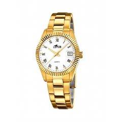 Reloj Lotus Excellent 15824/1 acero mineral lupa