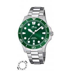 thumbnail Reloj DKNY NY5038 Hombre Gris Acero Cuarzo