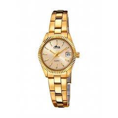 Reloj Lotus Excellent 9750/1 acero mujer clásico
