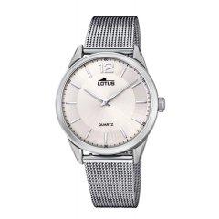 Reloj Lotus MINIMALIST 18734/1 acero hombre gris