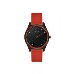 Reloj MAM hombre ARENO 695 Madera Sándalo Rojo
