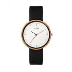 Reloj MAM hombre PLANO 644 Madera Ecológica