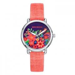 Reloj Mark Maddox  MC2001-03 Mujer Textil Acero