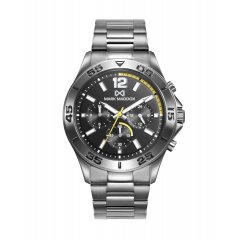 thumbnail Reloj Radiant DARTH RA533204 hombre acero malla negro
