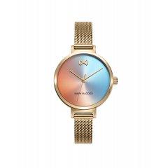 Reloj Mark Maddox  MM7137-90 mujer dorado
