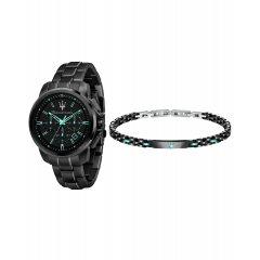 Reloj Maserati aqua edition R8873644004 acero