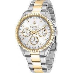 Reloj MASERATI COMPETIZIONE R8853100021 Hombre bicolor