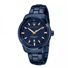 Reloj Maserati Edición azul R8853141002 hombre acero