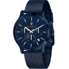 Reloj Maserati Epoca blue edition R8873618010 hombre acero