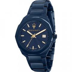 Reloj Maserati New Icon - Blue Edition R8853141001 hombre acero