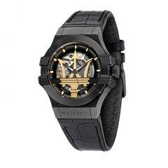 Reloj Maserati POTENZA AUTO R8821108027 Hombre Negro