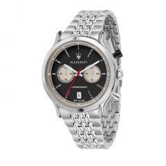 thumbnail Reloj Maserati R8873621014 Hombre Negro Acero