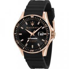 Reloj MASERATI SFIDA R8821140001 Hombre oro rosa