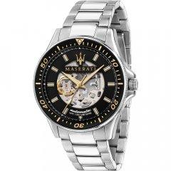 Reloj MASERATI SFIDA R8823140002 Hombre negro
