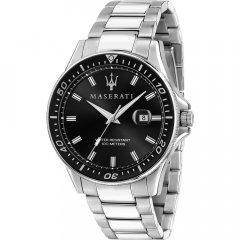 Reloj MASERATI SFIDA R8853140002 Hombre negro