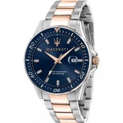 Reloj MASERATI SFIDA R8853140003 Hombre bicolor